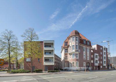 Quartiersbebauung Grevener-/Steinfurter Straße