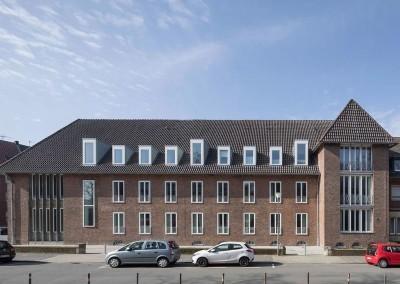 Umbau ehemaliges Marienheim