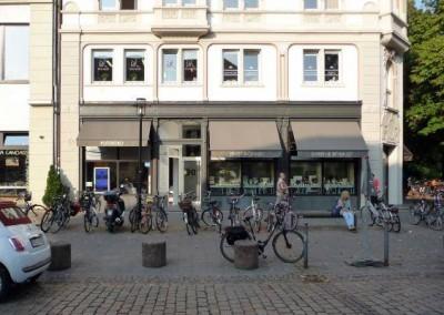 Fassadensanierung Salzstraße