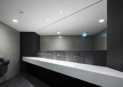 Sanierung Sanitäranlagen Juridicum