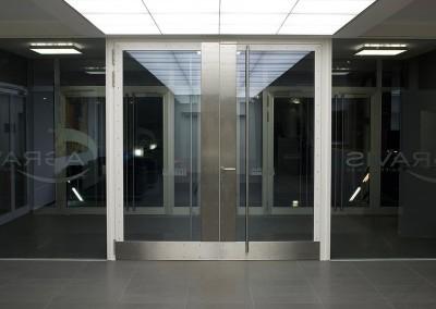 Umbau Foyer Agravis Raiffeisen AG