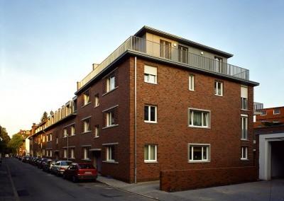 Mehrfamilienhäuser Mauritz